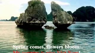 Viet Nam Quê Hương Tôi ( VietNam-My Country!  _ English Lyric)