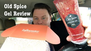 OLD SPICE SWAGGER HAIR GEL INFLUENSTER REVIEW