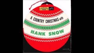 Hank Snow - The Reindeer Boogie 1953 Version HQ