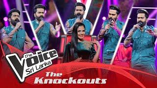 Nipun De Silva | Saiyawe | The Knockouts | The Voice Sri Lanka