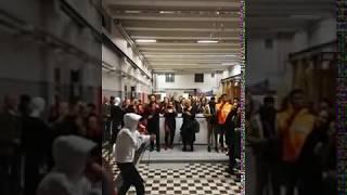 Grammo Suspect - Rainbow Ambassador Kenya performing My Identity in Helsinki,Finland