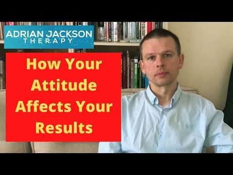 How Your Attitude Affects Your Results