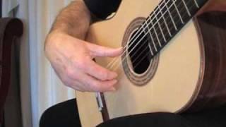 Classical Guitar: Lesson 1a