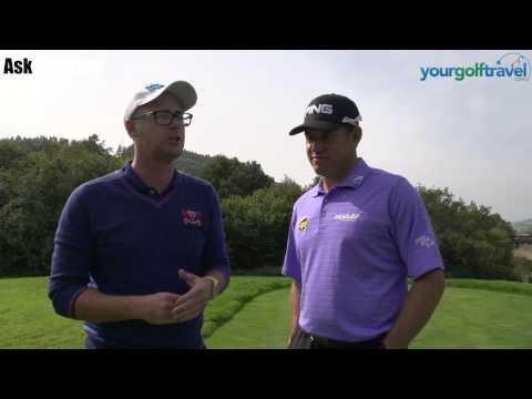 Ryder Cup Memories Lee Westwood