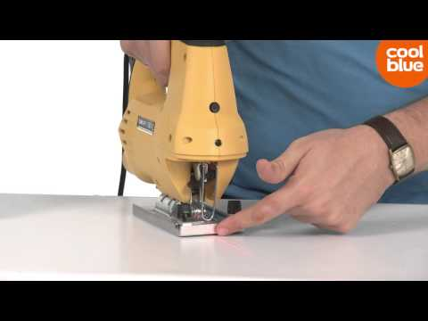 Powerplus POWX036 decoupeerzaag productvideo (NL/BE)