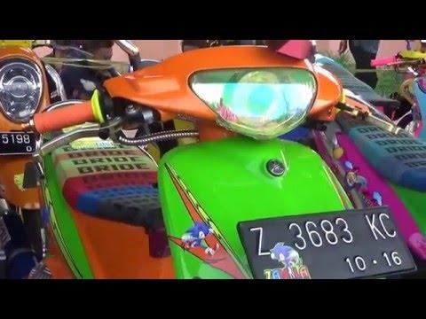 Video Yamaha Mio Sporty Modifikasi