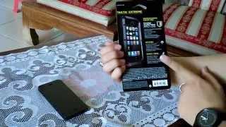 Unboxing & Review Lunatik Case Taktik Extreme iPhone 5 (Indonesia)
