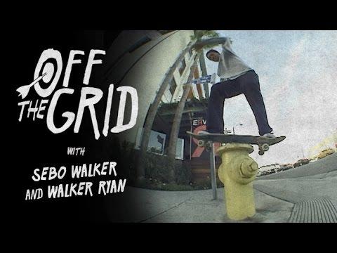 Sebo Walker & Walker Ryan - Off The Grid