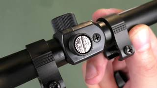 Оптический прицел Bushnell 4×20 от компании CO2 - магазин оружия без разрешения - видео