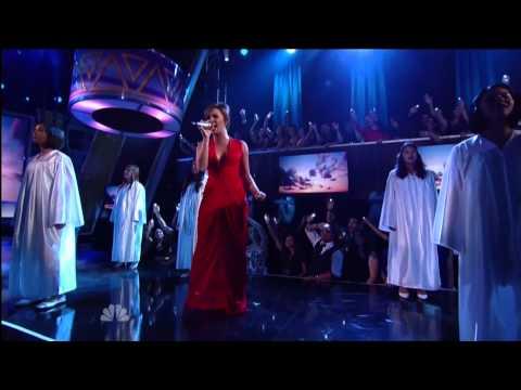 Demi Lovato - Skyscraper/Rascacielo (Live At ALMA Awards 2011) HD 1080