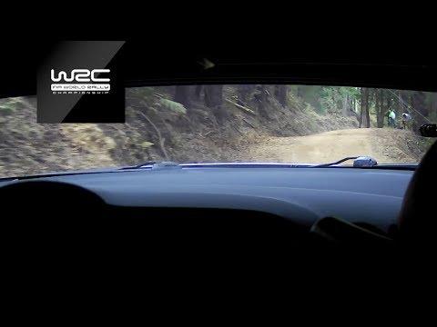 WRC - Rally Australia 2018: Shakedown ONBOARD Mikkelsen