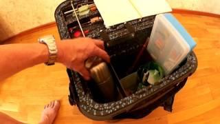 Ящик для зимней рыбалки спутник