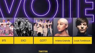 How to Vote for BTS for BBMA