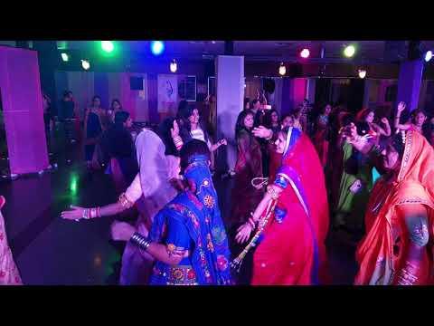 dandiya event 2018 at bidar karnataka