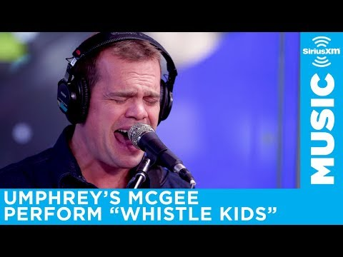 Umphrey's McGee perform Whistle Kids from their album It's Not Us