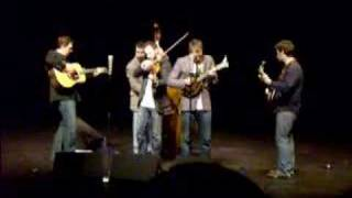 Chris Thile and How to grow Band Heart in a Cage The Strokes