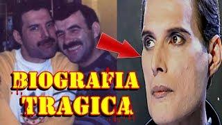 BIOGRAFÍA  TRÁGICA DE FREDDY  MERCURY