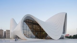 The Astonishing Neo-futuristic Architecture Of Zaha Hadid