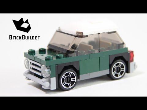Vidéo LEGO Creator 40109 : Mini MINI Cooper
