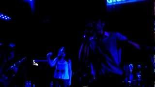 All American Rejects- Heartbeat Slowing Down- Troubadour 3/30/12