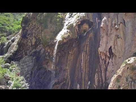 Sitting Bull Falls - New Mexico