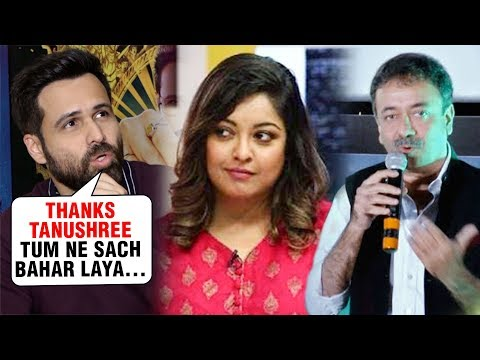 Emraan Hashmi SHOCKING REACTION On Rajkumar Hirani