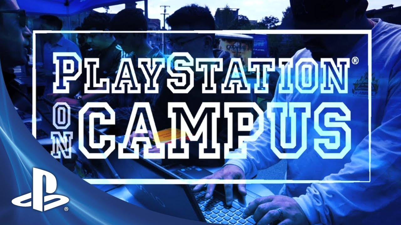 PlayStation Campus Tour Update