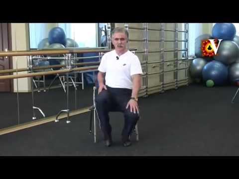 Упражнения для пожилых при артрозе коленных суставов Low