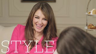 Elizabeth Hurley Reveals How To Pose In A Bikini And Plays Would You Rather | The Sunday Times Style