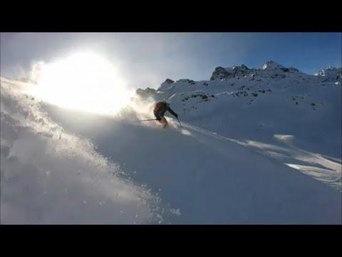 Endlich wieder Neuschnee in der Silvretta Montafon!