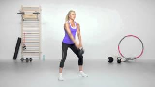 Övningar med Kettlebells