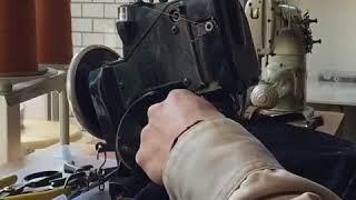 UnionsSpecial43200g チェーンステッチミシンの裾上げ 動画
