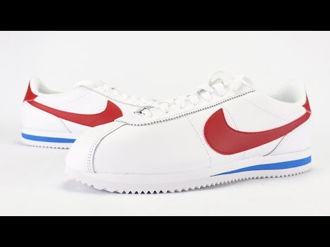 low priced 6095b 6d899 Nike Cortez OG 2017 Forrest Gump Review + On Feet