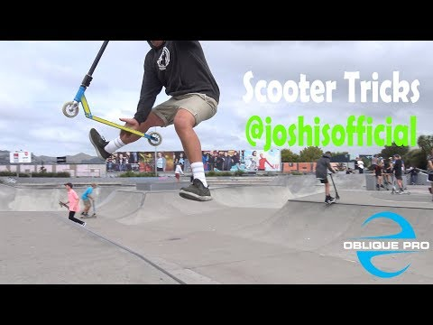 Scooter Tricks By @joshisofficial