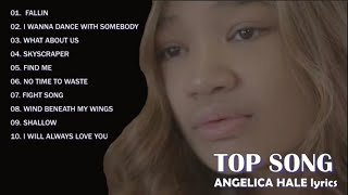agt champions 2019 angelica hale impossible lyrics - TH-Clip