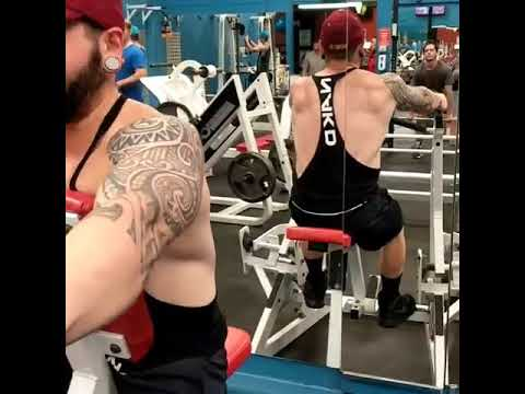 Lost Over 17% body fat, Jimmy's got back exercises