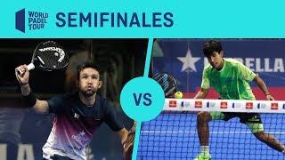 Resumen Semifinales Sanyo/Maxi Vs Chingotto/Tello Logroño Open 2019 | World Padel Tour