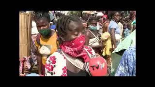 População de Buzi perde seus bens devido as inudações