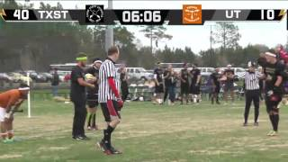 Quidditch World Cup 2014 - Final - Texas State Quidditch vs. University of Texas