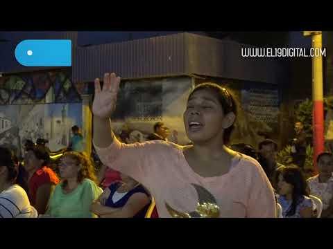 Pastores Evangelicos Oran por Nicaragua