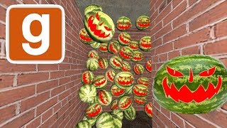 KILLER MELON MAZE - GMOD HALLOWEEN