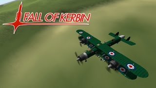 Fall Of Kerbin #6, Carpet Bombing, Kerbal Space Program