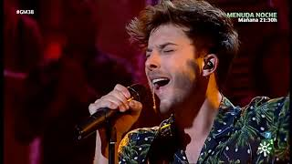 Blas Cantó interpreta