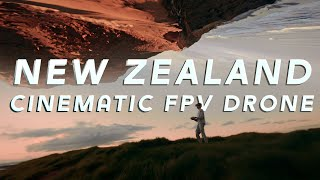 Cinematic FPV - A New Zealand Fly-over
