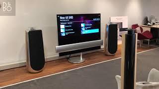 Bang & Olufsen - BeoLink Smart Home Movie Demo