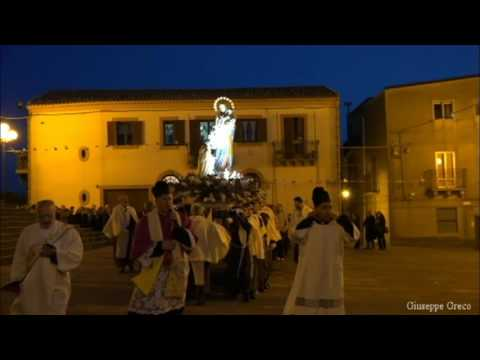 Calascibetta Festa Madonna del monte Carmelo 2016