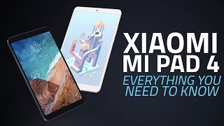 Xiaomi Mi Pad 4 | Specs, Features, Camera, and Everything Else You Need to Know - dooclip.me