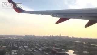 Самолет столкнулся с дроном