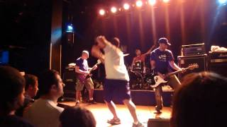 Youth Of Today - Slow Down - Vienna 27.09.2010. HD