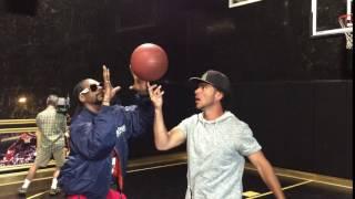 hoops with Snoop